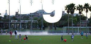 Curtis Hixon Park Tampa
