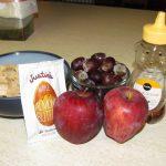 Gluten Free Cooking: Grape Apple Chicken
