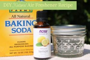 DIY Natural Air Freshener Recipe