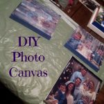 Getting Crafty: Photo Canvas