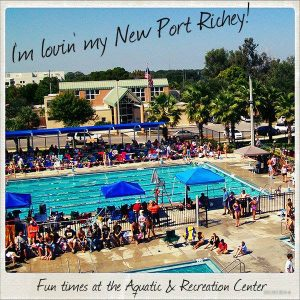 New Port Richey Aquatic and Recreation Center
