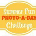 Summer Fun Photo-a-Day Challenge!