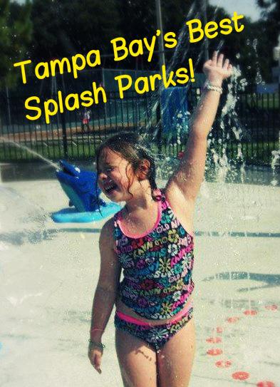 Tampa Bay's Best Splash Parks