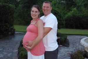 39 Weeks Pregnant - Park on Spring Leap - 7-11-08 (10)