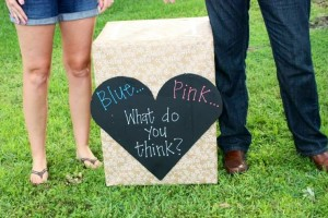 Blue...Pink...What do you think?