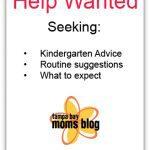 Seeking New to School Advice
