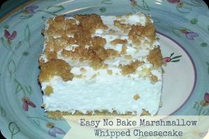 nobakemarshmallowcheesecake
