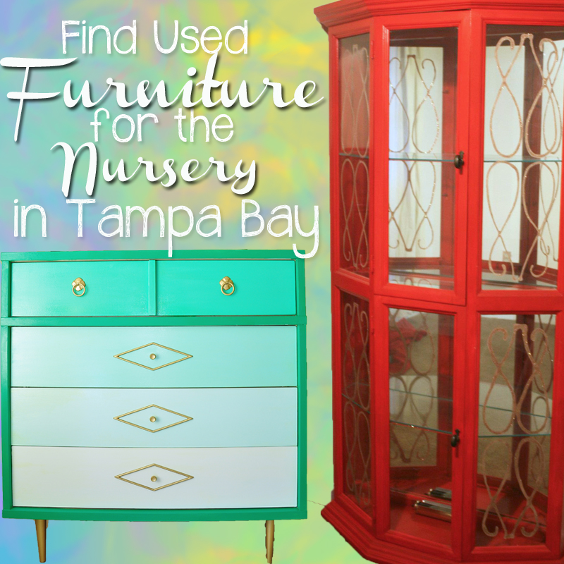 Find Used Furniture For Children Tampa Bay