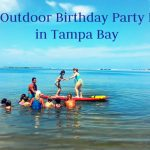 Fun Outdoor Birthday Party Ideas in Tampa Bay