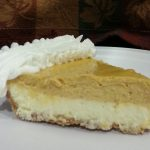 Easy Holiday Pie Recipe – Double Layer Pumpkin Cheesecake