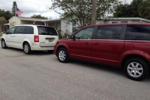 Me, Myself and My Minivan