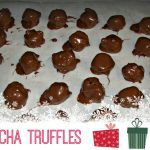 10 Days of Treats: Mocha Truffles