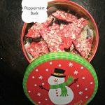 10 Days of Treats: Peppermint Bark