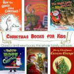 Christmas Books- Classics and new books your family will love!