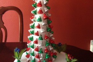 The completed Yum Yum Tree
