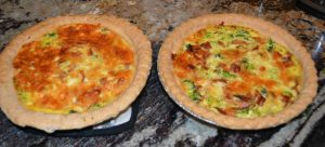 Quiche - One for me and one for you