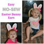 Easy No-Sew Easter Bunny Ears