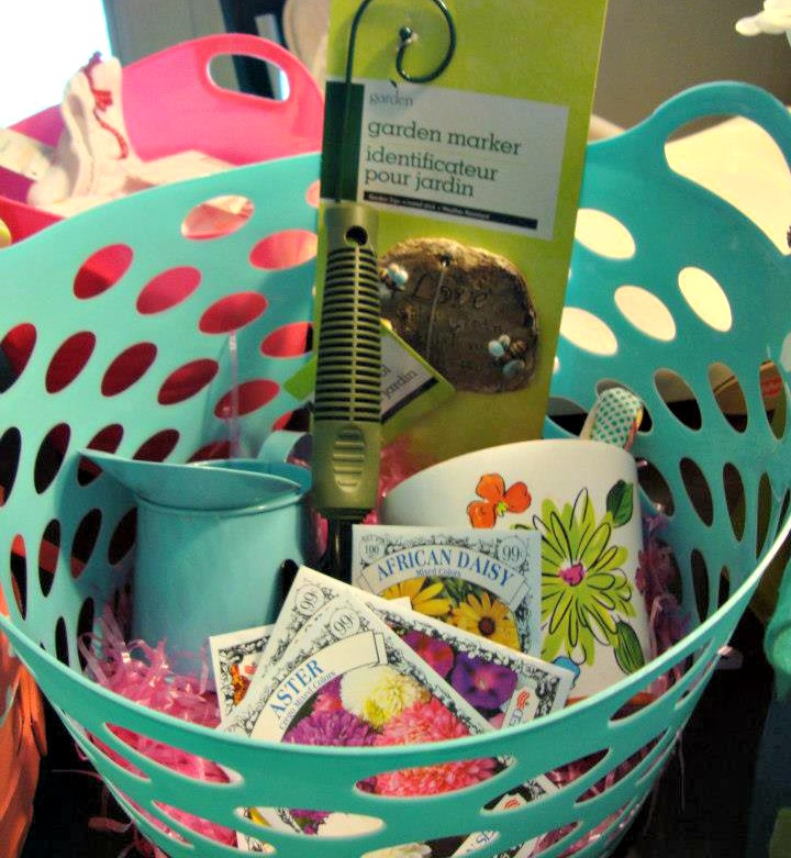 Non candy easter basket ideas easter women negle Gallery