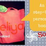 DIY Personalized Book Bag