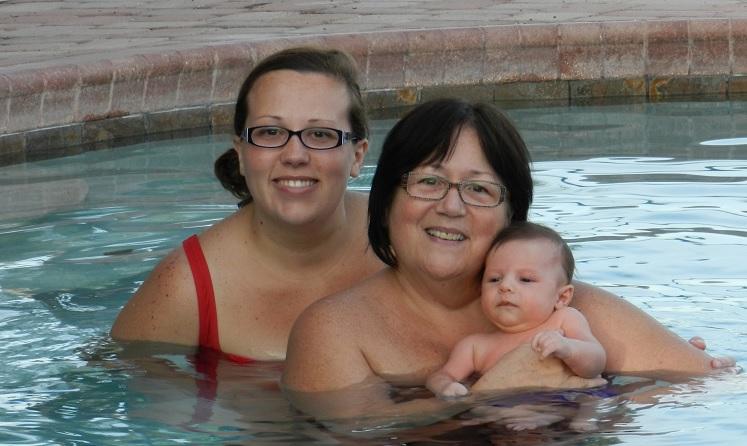 Three Generations Christmas 2013