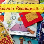 Summer Reading Tips for Kids
