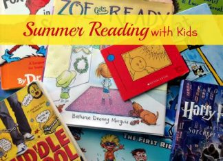 Summer Reading with Kids