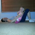 Being a Mom is a Pain in the Back – Literally!