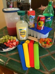 Sky is the limit on popsicle ingredients