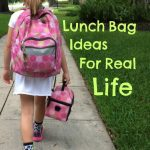 Lunch Box Ideas for Real Life
