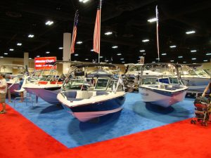 With 500 boats for sale, 200 exhibitors and even boat clubs onsite, there's something for everyone!