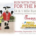 3rd Annual Chick-Fil-A Fall Stampede