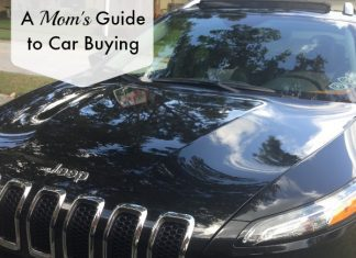 Mom's Guide to Car Buying