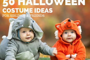 50 HALLOWEEN COSTUME IDEAS FOR SIBLINGS/FRIENDS