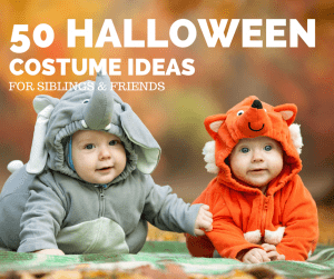 50 HALLOWEEN COSTUME IDEAS FOR SIBLINGS/FRIENDS