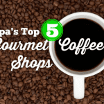 Tampa's Top 5 Gourmet Coffee Shops