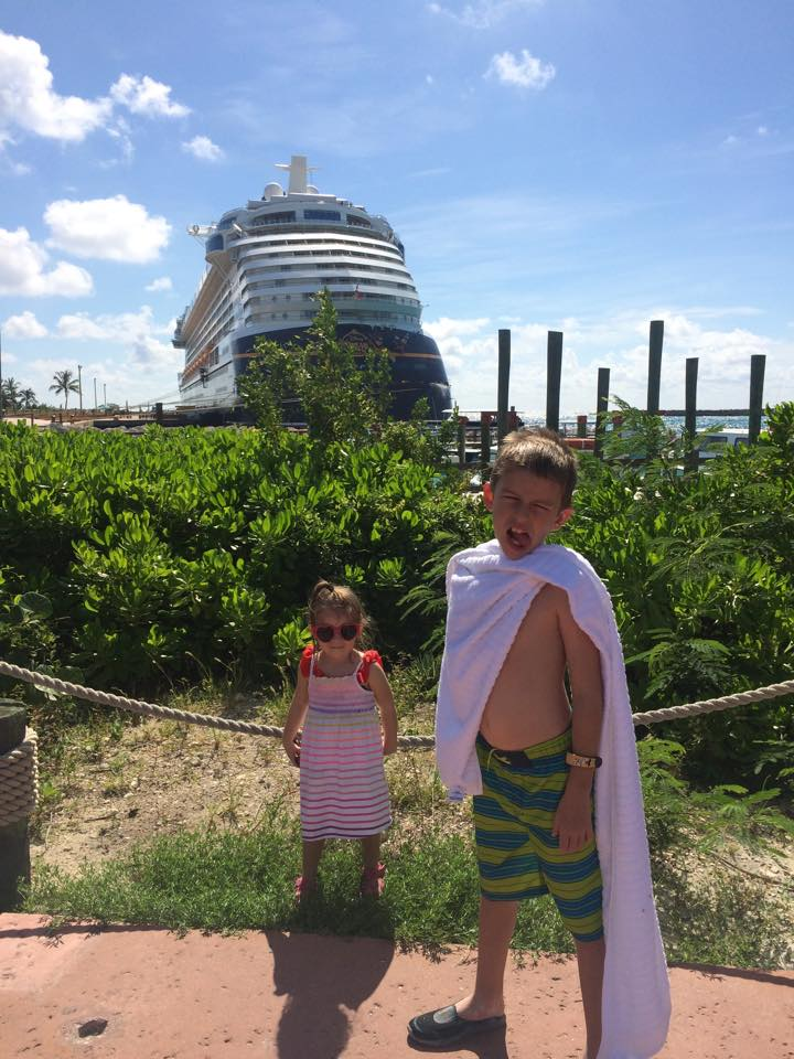 Our Disney Dream vacation