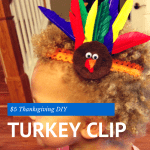 DIY – $5 Turkey Clip