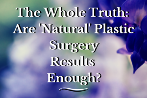 The Whole Truth- Are 'Natural' Plastic