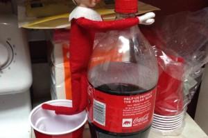 Percy has a coke problem