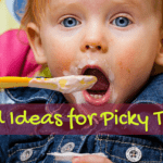 10 Food Ideas for Picky Toddlers