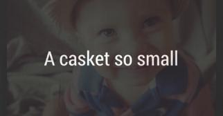 A casket so small (1)