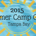 Summer Camp Guide 2015 for Tampa Bay!