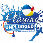 A Fun Play Day for the Entire Family: Playing Unplugged
