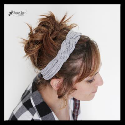 knotted-tshirt-headband