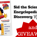 Sid the Science Kid: Encyclopedia of Discovery – Review + Giveaway {Sponsored}