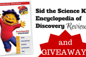 Sid the Science Kid-  Encyclopedia of