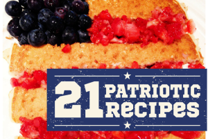 21 Patriotic Recipes
