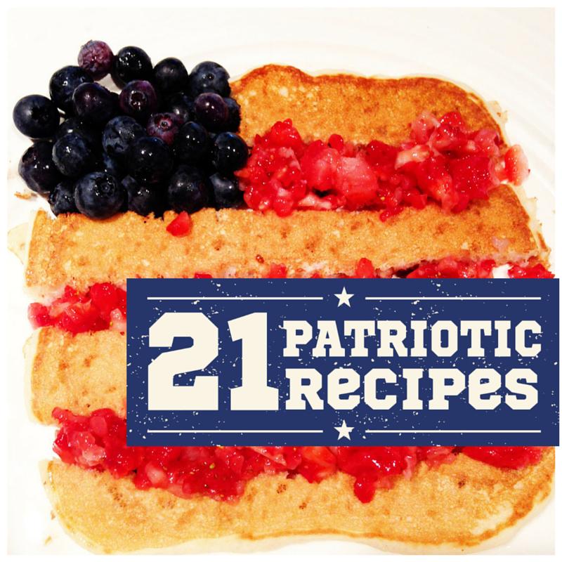 21 Patriotic Recipes