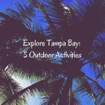 Explore Tampa Bay: 5 Outdoor Activities