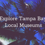 Explore Tampa Bay: Local Museums